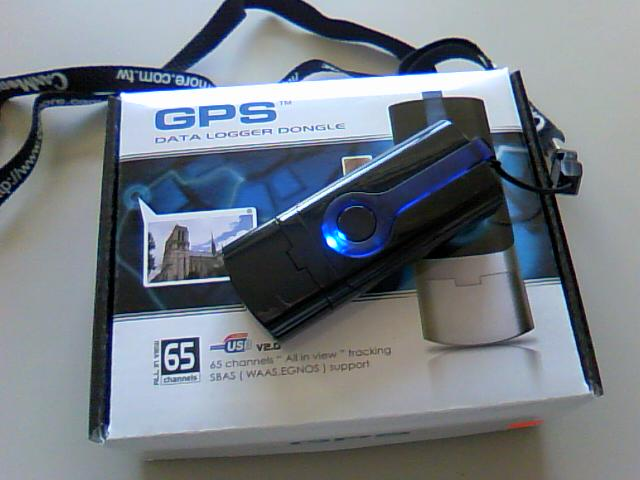 GPSロガー